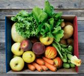 Box di frutta + verdura piccolo