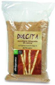 Zucchero integrale di canna Dulcita