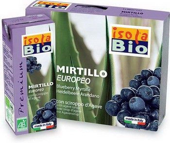 Premium Mirtillo (200ml x 3)