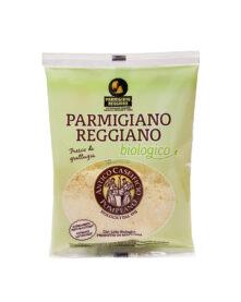 Parmigiano Reggiano DOP grattugiato, con latte prodotto in montagna