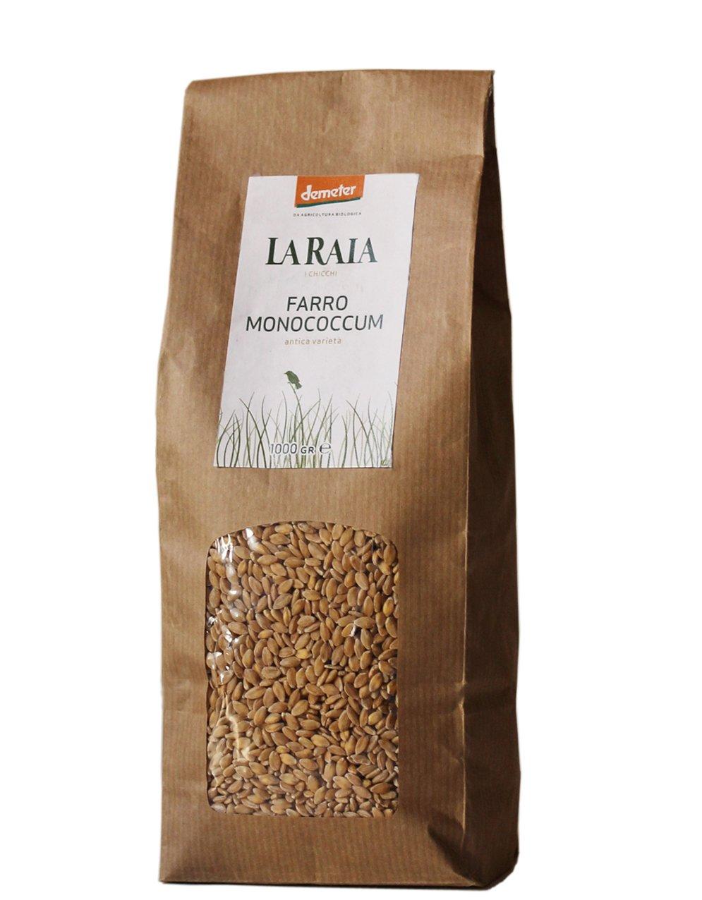 Farro Monococcum - chicchi La Raia