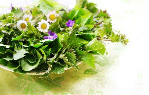 Misto erbe spontanee (circa 150 g)