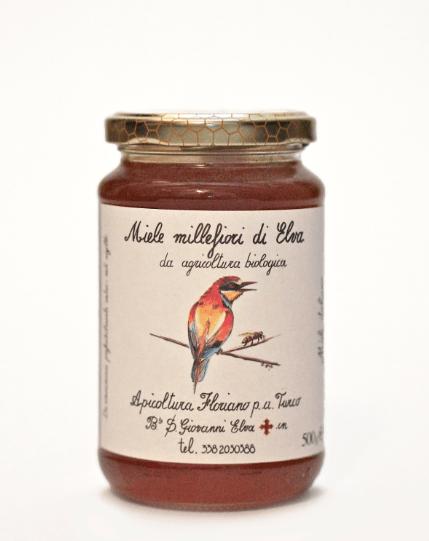 Miele estivo di Millefiori di Alta Montagna - Presidio Slow Food