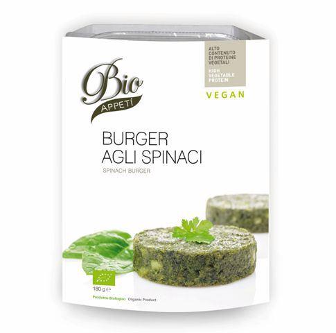 Burger agli Spinaci