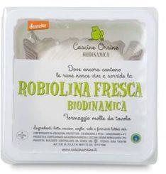 Robiolina fresca Cascine Orsine – Confezionato