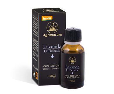 Olio essenziale di Lavanda biodinamico