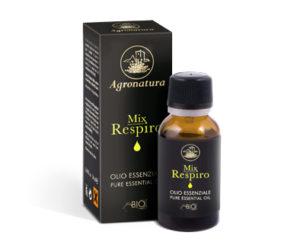 Olio essenziale Mix respiro