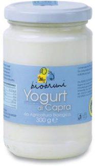 Yogurt di latte di capra