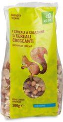 Cinque cereali croccanti