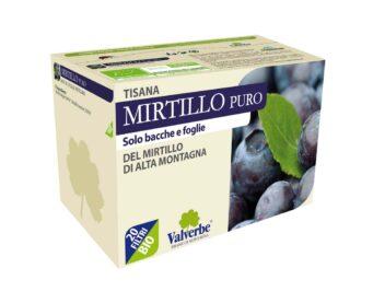 Tisana Mirtillo puro Valverbe