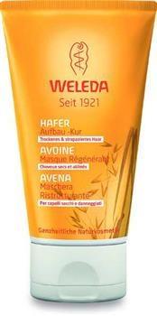 Maschera ristrutturante per capelli Weleda