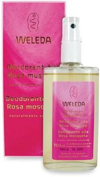 Deodorante alla ROSA MOSQUETA Weleda