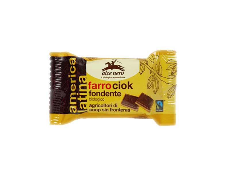Biscotti di Farro e Cioccolato Fondente