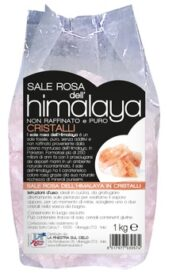 Sale Rosa dell'Himalaya – grosso
