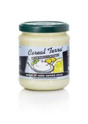 Mayo di soia senza uova