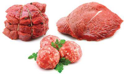 Pacco famiglia carne da 5 Kg.