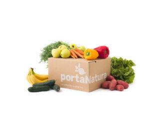 Box risparmio di frutta e verdura bio