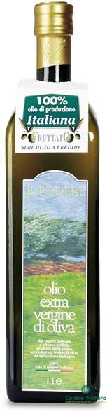 Olio extra vergine di oliva biologico Il Podere