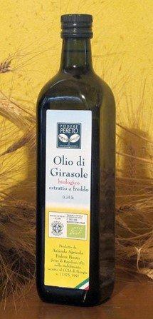 Olio di girasole – 15% di sconto