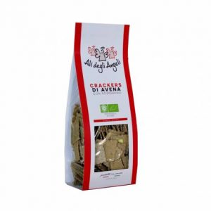 Crackers di avena con rosmarino