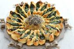 Girasole di spinaci e ricotta