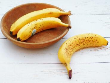 Banane tigrate