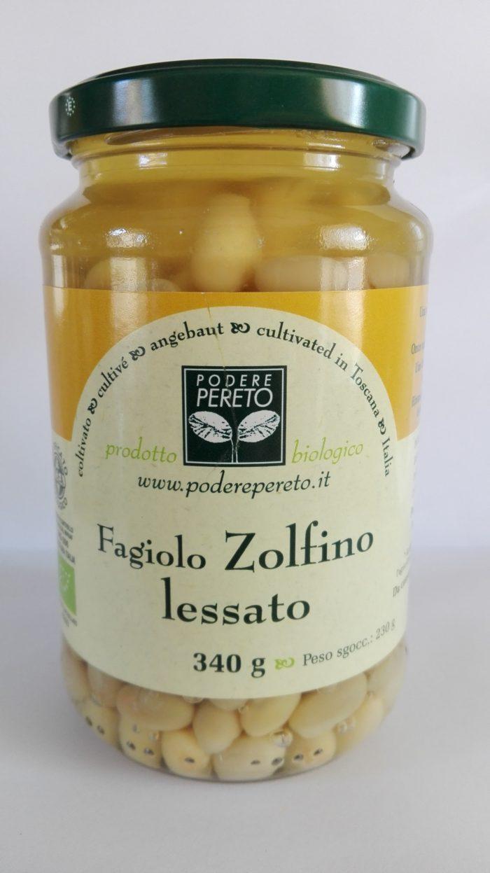 Fagiolo Zolfino lessato