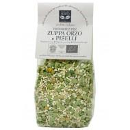 Zuppa Orzo e Piselli