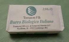 Burro Biologico Italiano Tomasoni