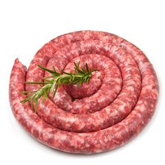 Salsiccia fresca di bovino