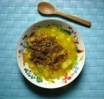Zuppa riscaldante alla curcuma
