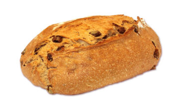 Pane Con Olive Taggiasche (circa 700 gr) – Billi