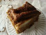 Torta Vegan pere e zenzero
