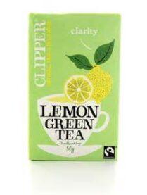 Tè Verde al Limone