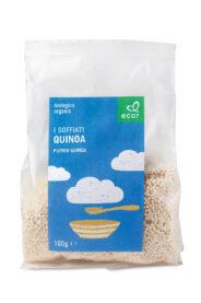 Soffiato di Quinoa Ecor