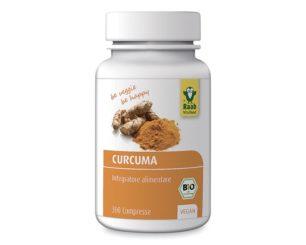 Curcuma in compresse