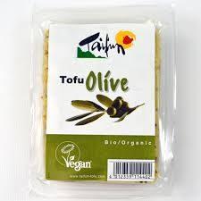 Tofu alle Olive