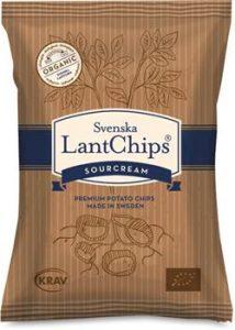 Patatine Sour Cream LantChips