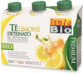 Tè deteinato al Limone