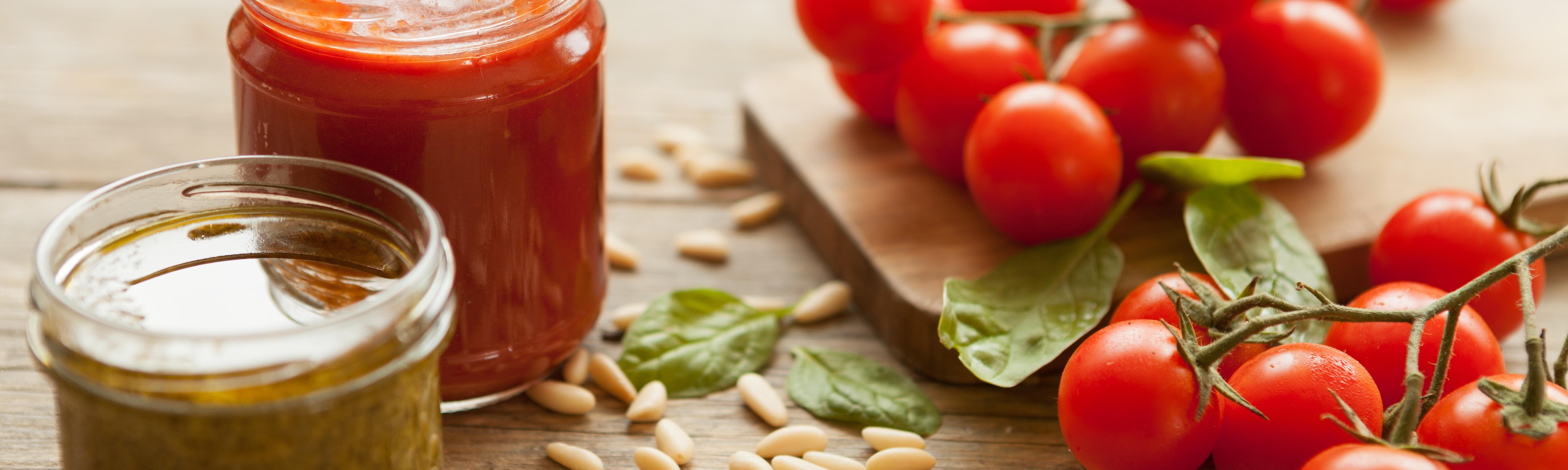 Sughi, Passate & Pesti