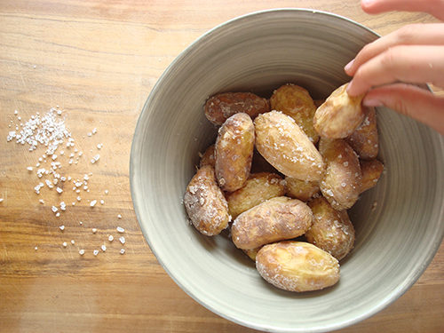Baby potatoes al sale