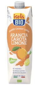 Bevanda di Arancia, Carota e Limone