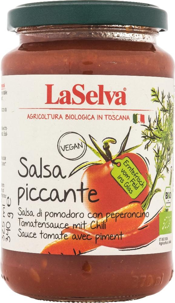 Salsa piccante - La Selva