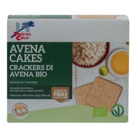 AvenaCakes Crakers di Avena
