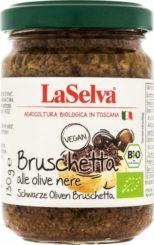 Bruschetta alle Olive Nere-La Selva