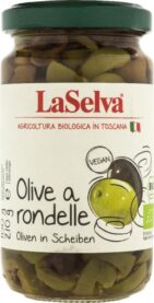 Olive a rondelle