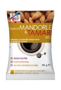 Snack Mandorle e Tamari