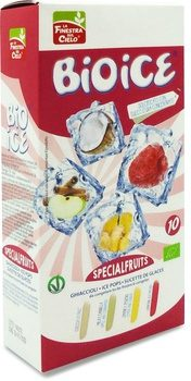 BIOICE® – Ghiaccioli Special Fruit Bio