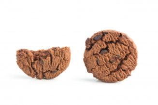 Cookies al Cioccolato Teff e Nocciole