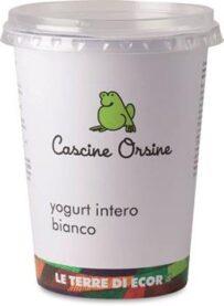 Yogurt Intero Bianco Cascine Orsine